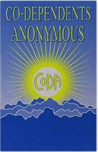 Co-Dependents anonymous book cover