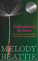 Codependent journeys - codependent no more book cover